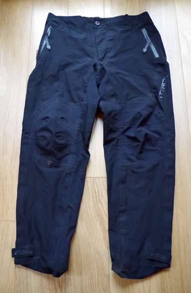 Wateproof overtrousers
